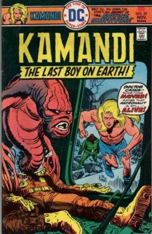 Kamandi # 35 Issues V1 (1975 - 1978)