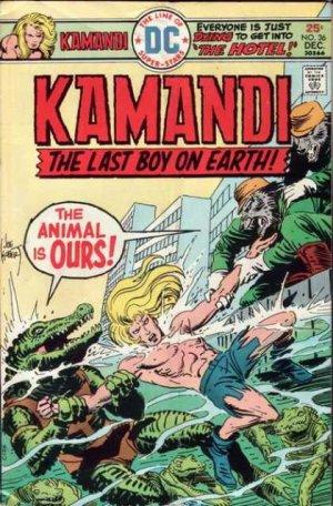 Kamandi # 36 Issues V1 (1975 - 1978)