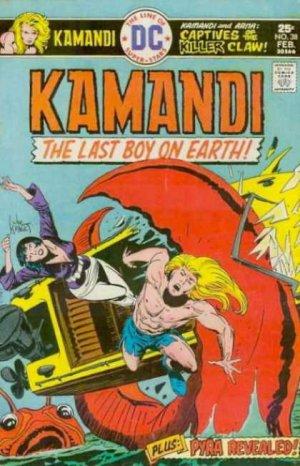 Kamandi # 38 Issues V1 (1975 - 1978)