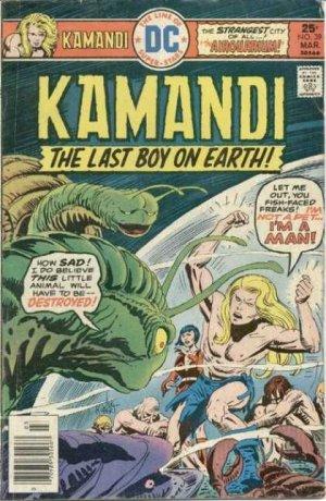 Kamandi # 39 Issues V1 (1975 - 1978)