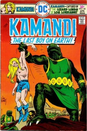 Kamandi # 40 Issues V1 (1975 - 1978)