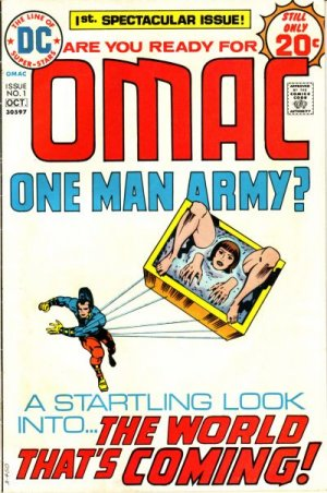 OMAC # 1 Issues V1 (1974 - 1975)