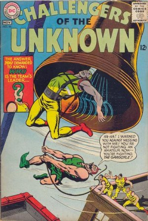 The Challengers of the Unknown # 46 Issues V1 (1958 - 1978)