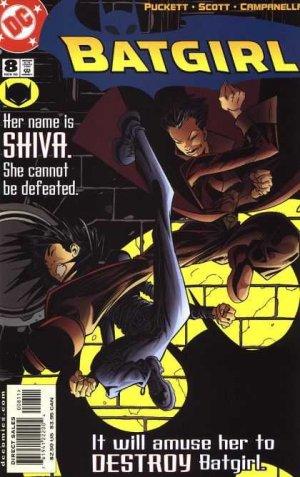 Batgirl # 8 Issues V1 (2000 - 2006)
