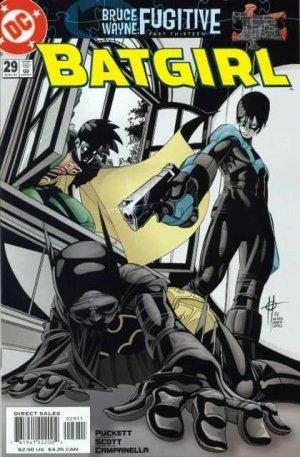 Batman - Meurtrier et Fugitif # 29 Issues V1 (2000 - 2006)