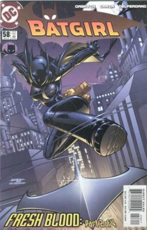 Batgirl # 58 Issues V1 (2000 - 2006)