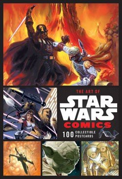 Star Wars - 100 Cartes Postales Collector édition Coffret