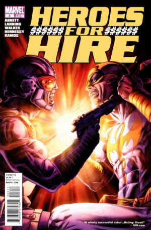 Heroes for Hire 3 - Trace Elements