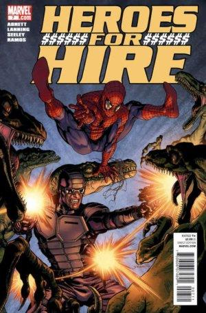 Heroes for Hire 7 - Neighborhood Part 2