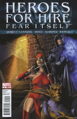 Heroes for Hire 9 - Fear Itself