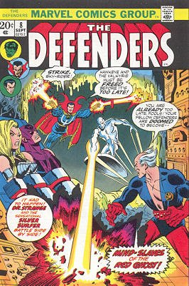 Defenders # 8 Issues (The Defenders) (1972 - 1986)