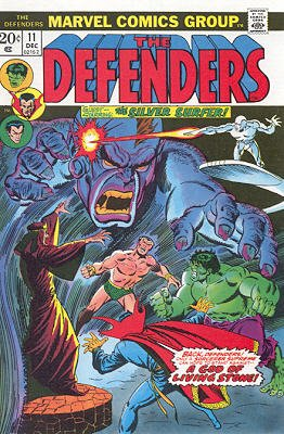 Defenders # 11 Issues (The Defenders) (1972 - 1986)