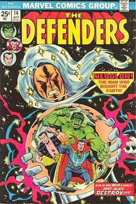 Defenders # 14 Issues (The Defenders) (1972 - 1986)