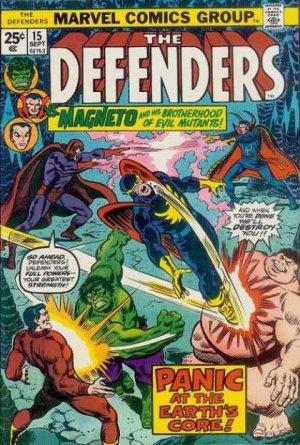 Defenders # 15 Issues (The Defenders) (1972 - 1986)