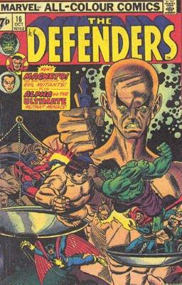 Defenders # 16 Issues (The Defenders) (1972 - 1986)