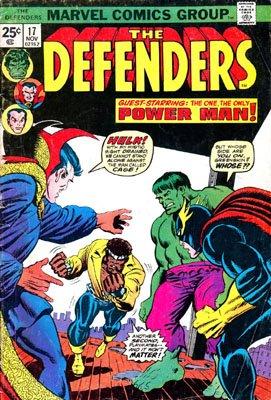 Defenders # 17 Issues (The Defenders) (1972 - 1986)