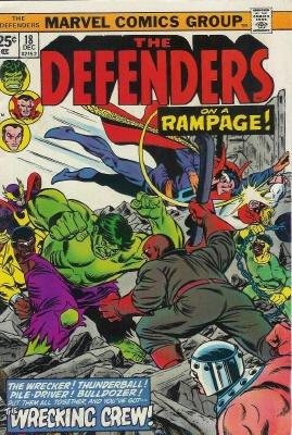 Defenders # 18 Issues (The Defenders) (1972 - 1986)