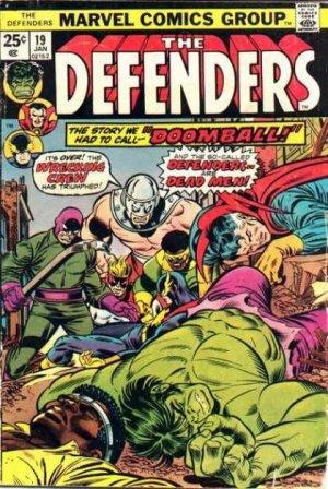 Defenders # 19 Issues (The Defenders) (1972 - 1986)