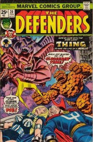 Defenders # 20 Issues (The Defenders) (1972 - 1986)