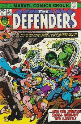 Defenders # 23 Issues (The Defenders) (1972 - 1986)