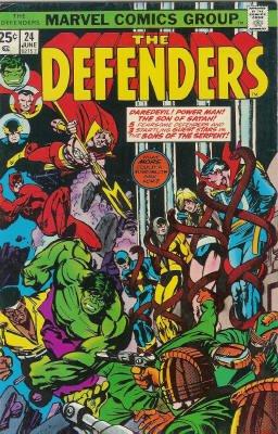 Defenders # 24 Issues (The Defenders) (1972 - 1986)