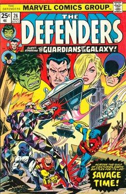 Defenders # 26 Issues (The Defenders) (1972 - 1986)