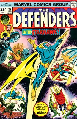 Defenders # 28 Issues (The Defenders) (1972 - 1986)