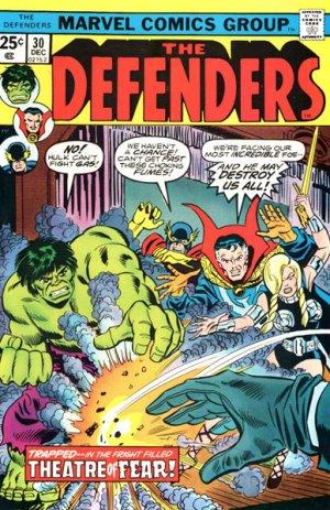 Defenders # 30 Issues (The Defenders) (1972 - 1986)