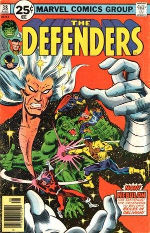 Defenders # 38 Issues (The Defenders) (1972 - 1986)