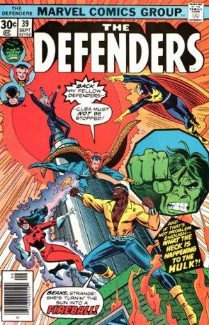 Defenders # 39 Issues (The Defenders) (1972 - 1986)