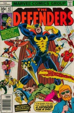 Defenders # 62 Issues (The Defenders) (1972 - 1986)