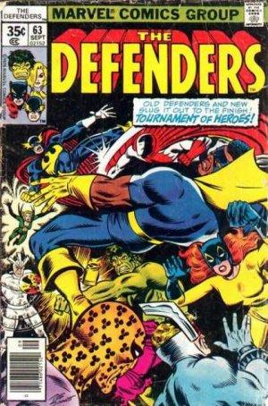 Defenders # 63 Issues (The Defenders) (1972 - 1986)