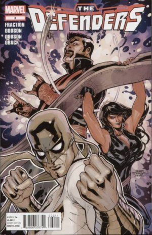 Defenders # 2 Issues V3 (2012)