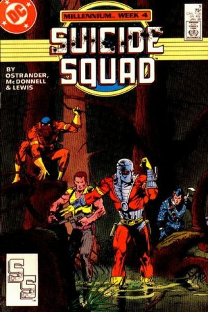 Suicide Squad # 9