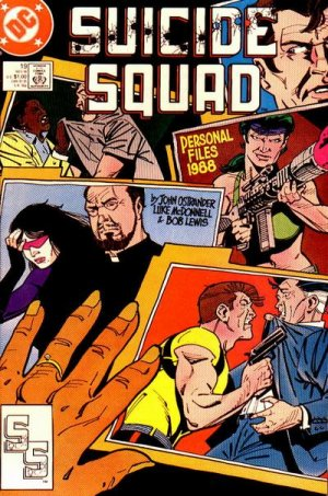 Suicide Squad # 19 Issues V1 (1987 - 1992)