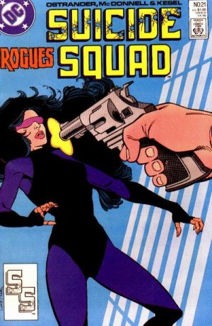 Suicide Squad # 21 Issues V1 (1987 - 1992)