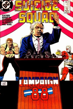 Suicide Squad # 22 Issues V1 (1987 - 1992)