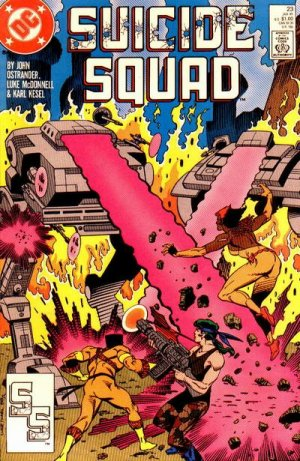 Suicide Squad # 23 Issues V1 (1987 - 1992)