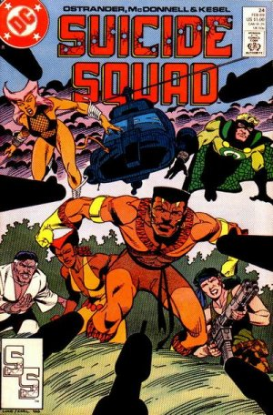 Suicide Squad # 24 Issues V1 (1987 - 1992)