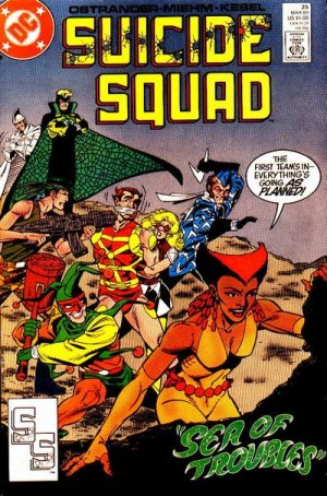 Suicide Squad # 25 Issues V1 (1987 - 1992)