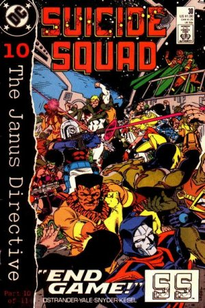 Suicide Squad # 30 Issues V1 (1987 - 1992)