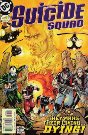 Suicide Squad édition Issues V2 (2001 - 2002)