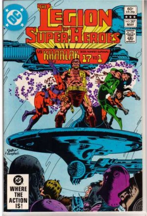 La Légion des Super-Héros # 287 Issues V2 (1980 - 1984)