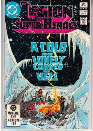 La Légion des Super-Héros # 289 Issues V2 (1980 - 1984)