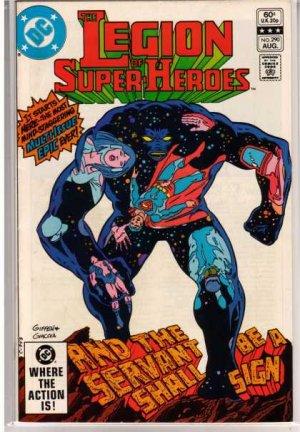 La Légion des Super-Héros # 290 Issues V2 (1980 - 1984)