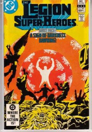 La Légion des Super-Héros # 291 Issues V2 (1980 - 1984)