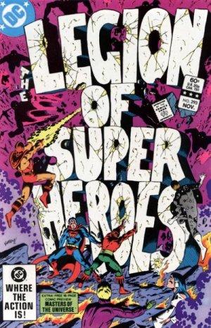 La Légion des Super-Héros # 293 Issues V2 (1980 - 1984)