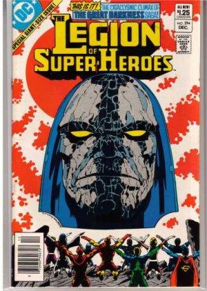 La Légion des Super-Héros # 294 Issues V2 (1980 - 1984)