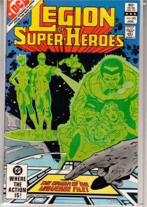 La Légion des Super-Héros # 295 Issues V2 (1980 - 1984)