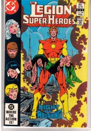 La Légion des Super-Héros # 296 Issues V2 (1980 - 1984)